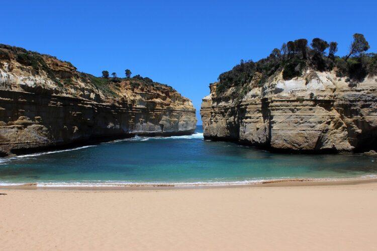 Australia, Landscape