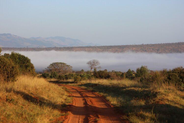 Kenya in April